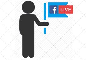 kako posneti facebook live video