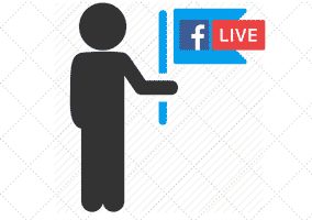 kako posneti facebook live video