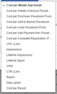 kako nastavimo facebook pravila