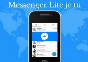 kako izgleda messenger lite